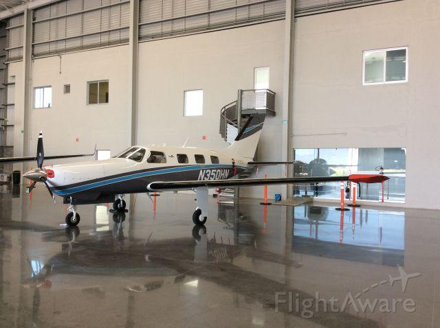 Piper Malibu Mirage (N350HN)