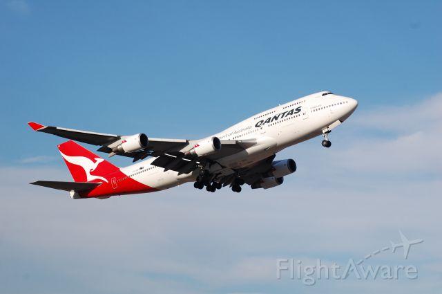 Boeing 747-200 (VH-OEE)