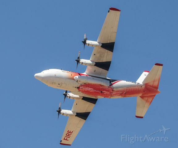 Lockheed C-130 Hercules (N130FF)