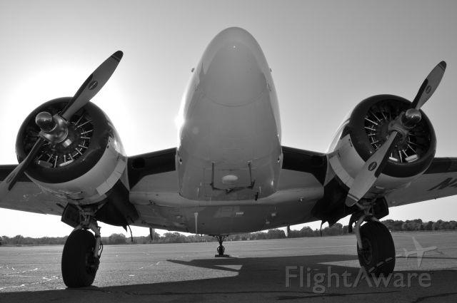 Beechcraft 18 —