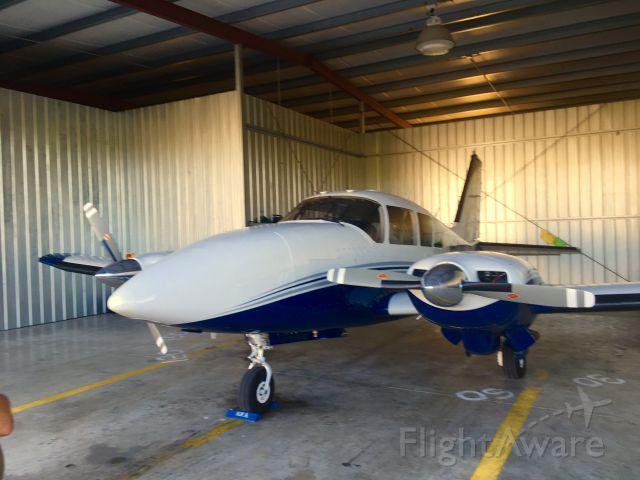 Piper Apache (N510AD)