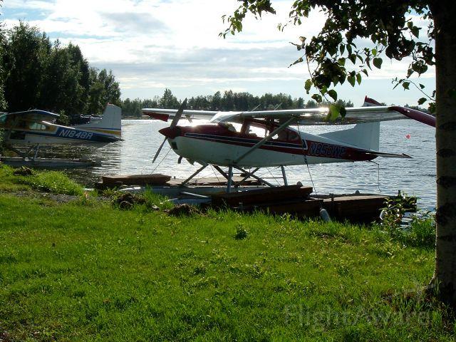 Cessna Skywagon (N850WB)