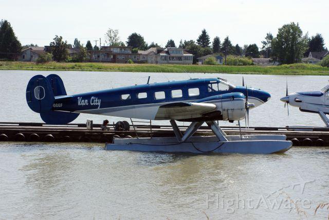 Piper Cheyenne 400 (C-GGGF) - Aug.2011