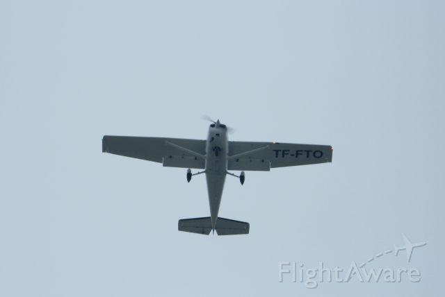 Cessna Commuter (TF-FTO)