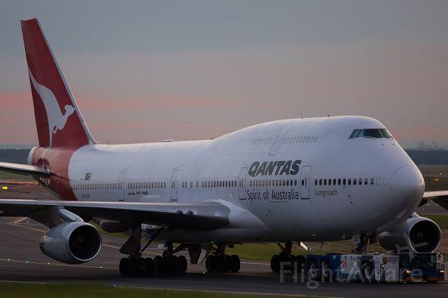 Boeing 747-400 (VH-OJB)