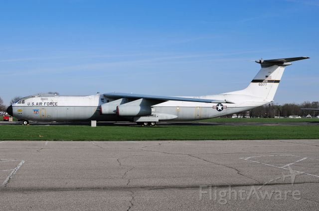 Lockheed C-141 Starlifter — - The Hanoi Taxi