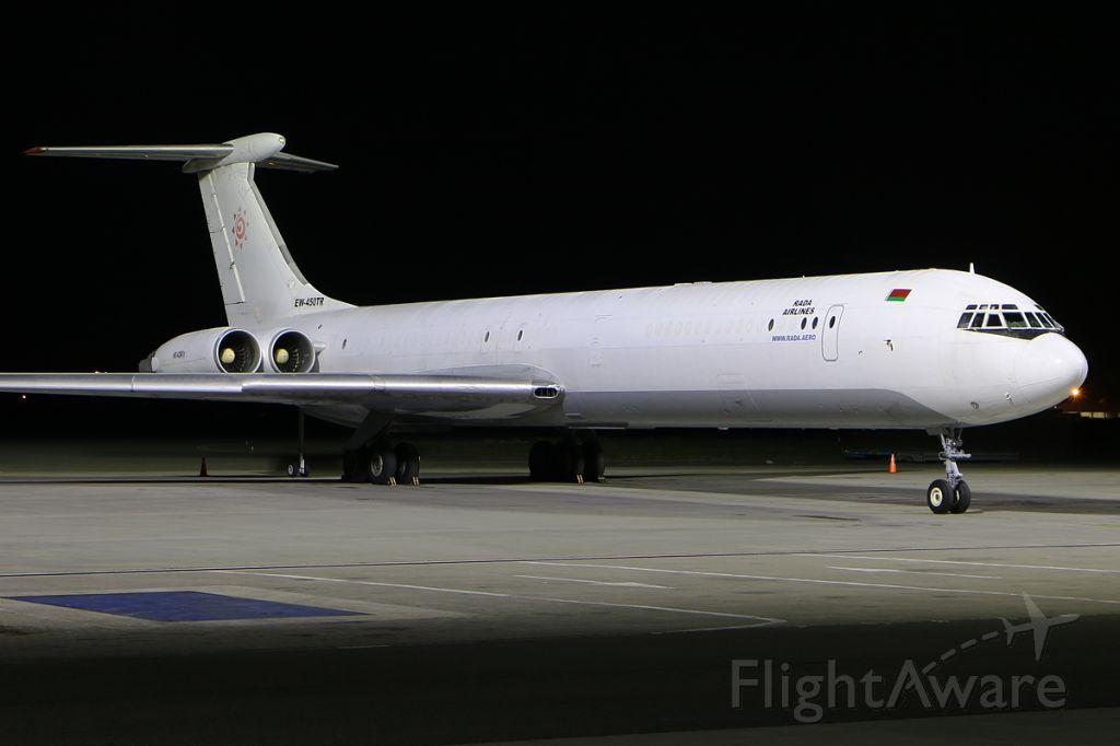 Ilyushin Il-62 (EW-450TR)