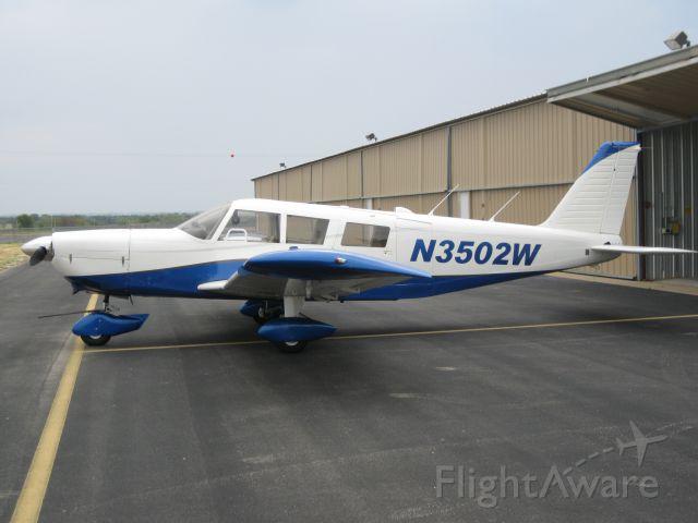 Piper Saratoga (N3502W)