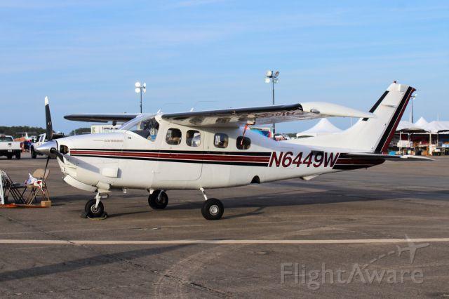 Cessna P210 Pressurized Centurion (N6449W)