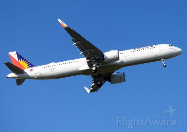 Airbus A321 (CHQ9930)