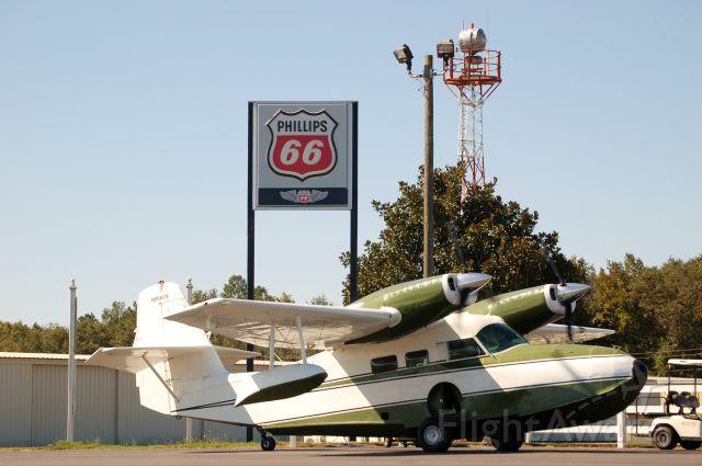 Grumman G-44 Widgeon (N86609)