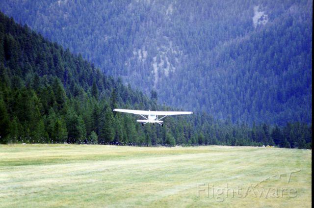 Cessna Skylane (N52255) - Johnson Creek, Idaho