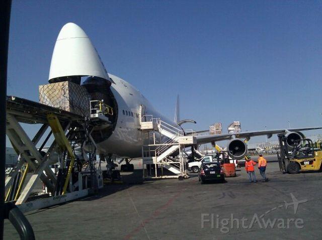 — — - Boeing 747 Cargo