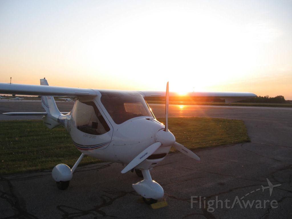 FLIGHT DESIGN CT (N40HA)