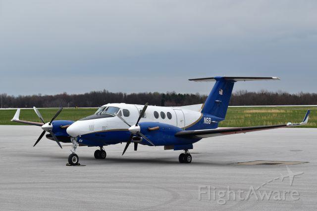 Beechcraft Super King Air 300 (N68)