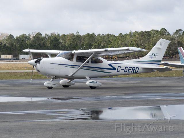 Cessna Skylane (C-GERD) - 20 FEB 2017