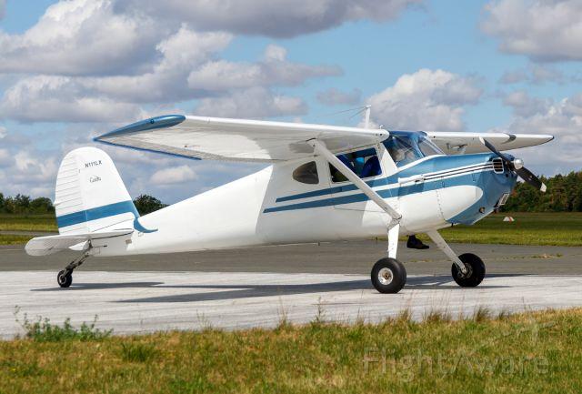 Cessna 140 (N111LX)