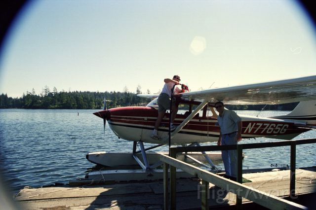 N7765G — - Airport typePublic<br />OperatorM & M Seaplane Opers.,<br />LocationFlorence, Oregon<br />Elevation AMSL39 ft / 12 m<br />Coordinates43°54′15″N 124°06′53″W