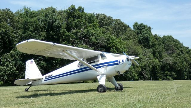 TEMCO Silvaire (N1559B) - Shown here is a 1948 Luscombe 8F Silvaire in the Summer of 2020.