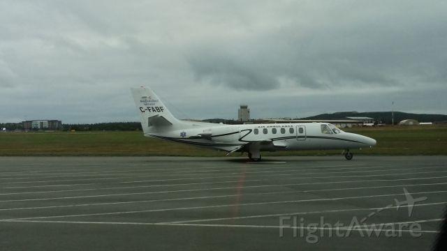 Cessna Citation II (C-FABF)