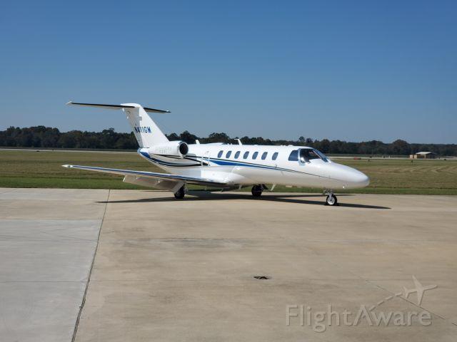 Cessna Citation CJ1 (N411GM) - KMEI AIRPORT