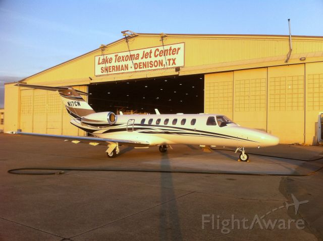 Cessna Citation CJ3 (N17CN)