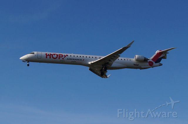 Canadair Regional Jet CRJ-100 (F-HMLO)