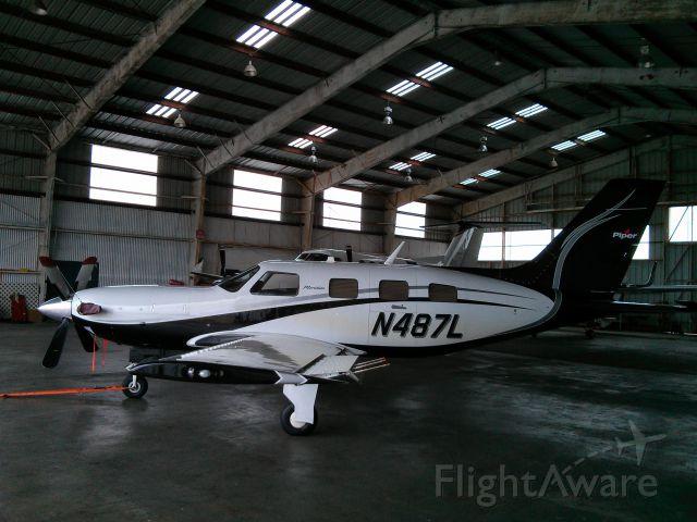 Piper Malibu Meridian (N487L)