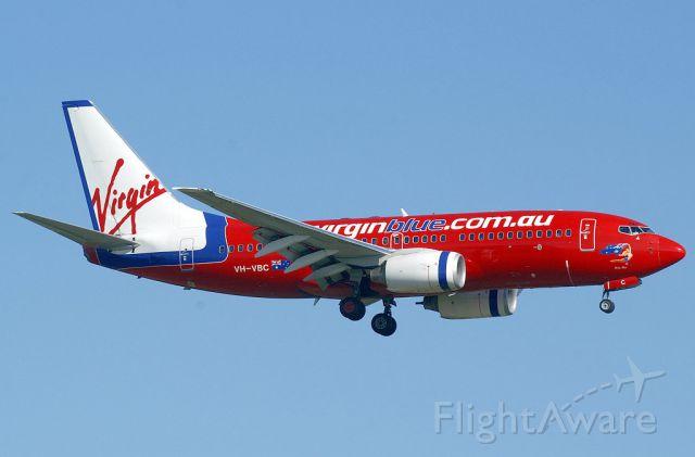 Boeing 737-700 (VH-VBC)