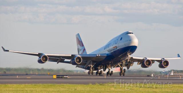Boeing 747-400 (G-CIVK)