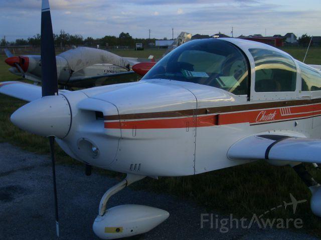Grumman AA-5 Tiger (N26724)