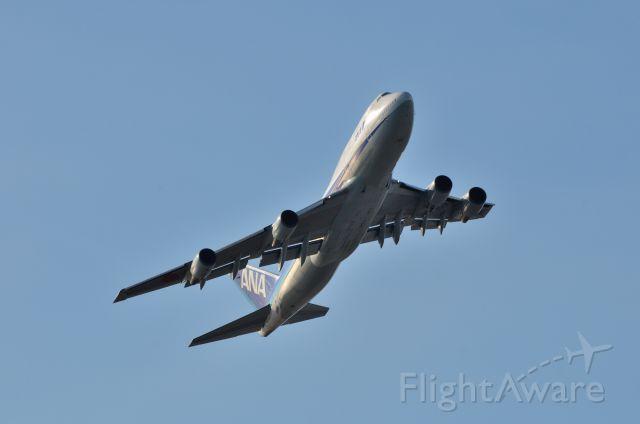 Boeing 747-400 (JA8961) - 2012/2/11