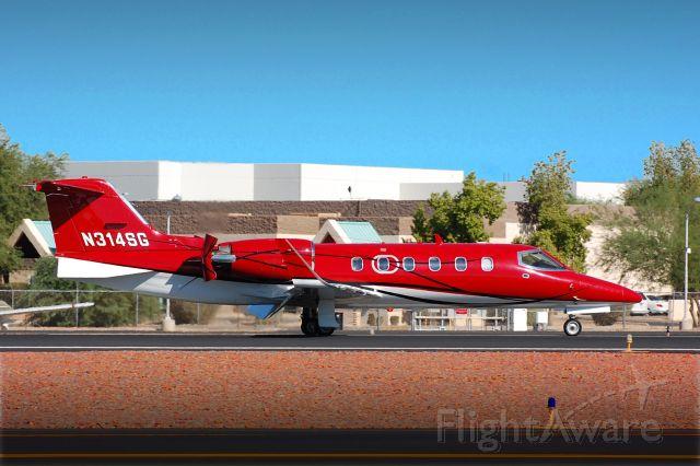 Learjet 31 (N314SG)