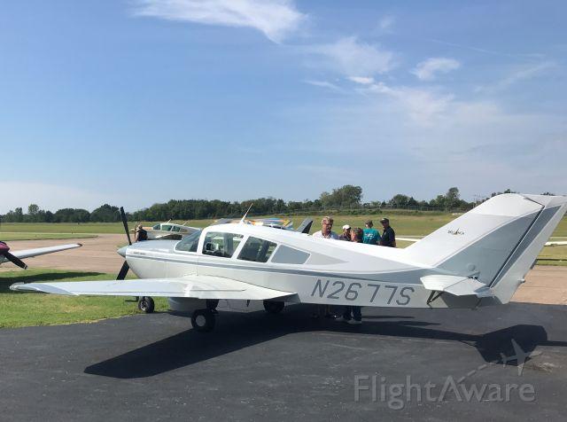 BELLANCA Viking (N2677S) - September 14, 2019 Bartlesville Municipal Airport OK - Bellanca Fly-in