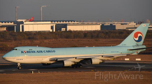 Boeing 747-400 (HL7603)