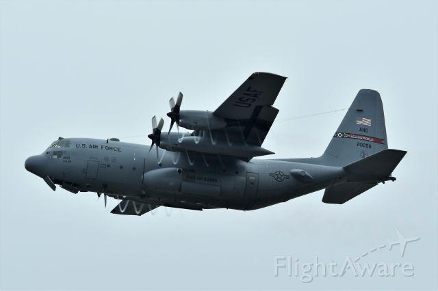 Lockheed C-130 Hercules (82-0056)