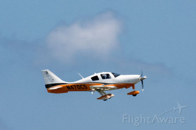 Cessna TTx (N470CS)