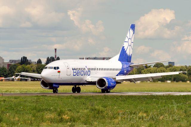 Boeing 737-500 (EW-252PA)