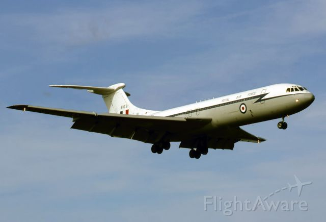 VICKERS VC-10 (CXI808) - UK - AIR FORCE - VICKERS VC10-C1K - REG : XR808 / R (CN 828) - EDINBURGH RAAF AIR FORCE BASE ADELAIDE SA. AUSTRALIA - YPED 21/9/1984