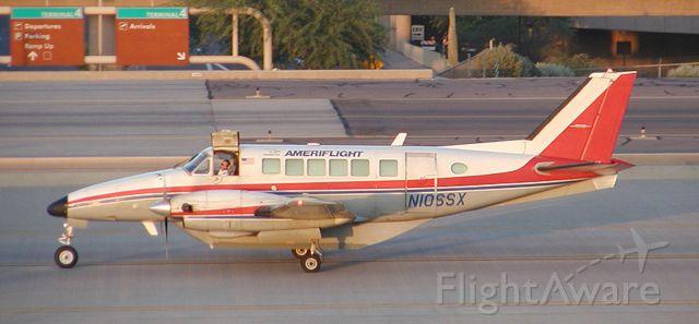 Beechcraft Airliner (N106SX)