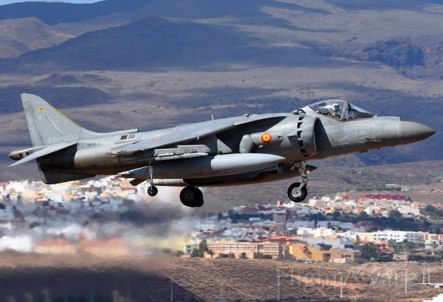 "Boeing Harrier (VA1B26) - ""Ocean Sky 2020"""