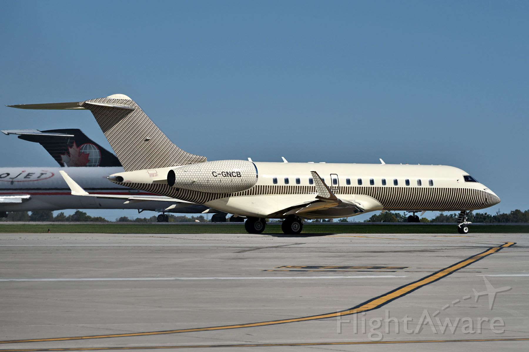 Bombardier Global Express (C-GNCB)