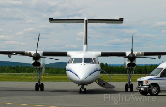 de Havilland Dash 8-200 (QUE30)