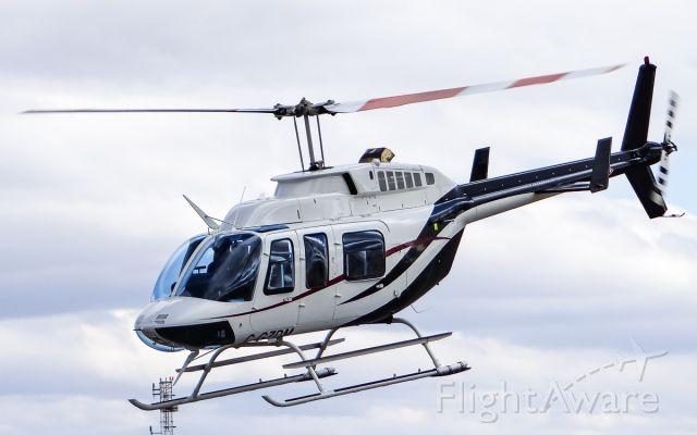 Bell JetRanger (C-GZDM)
