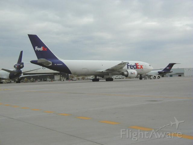 Airbus A300F4-600 (N669FE) - Taken in 2003