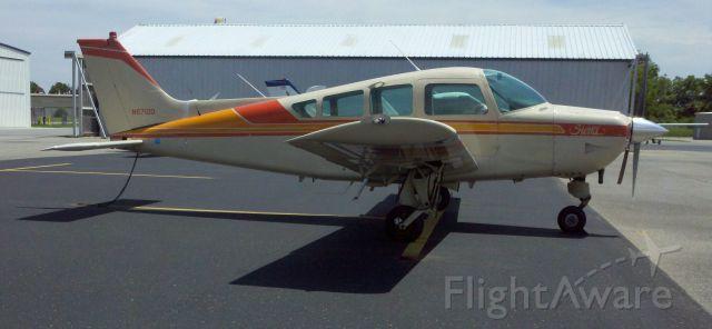 Beechcraft Sundowner (N6710D)