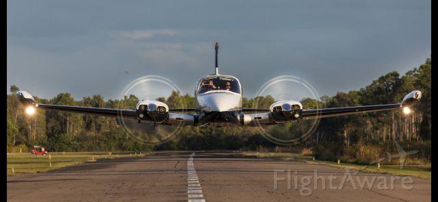 Cessna 310 (N919BF) - N919BF