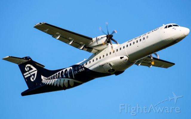 Aerospatiale ATR-72-600 (ZK-MVX)