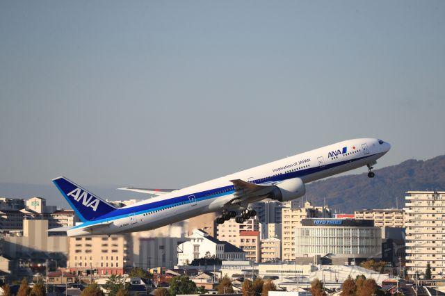 BOEING 777-300 (JA782A) - November 23rd 2019:ITM-NRT.