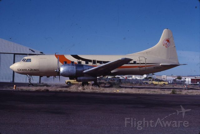 N136CA — - Cochise Airlines